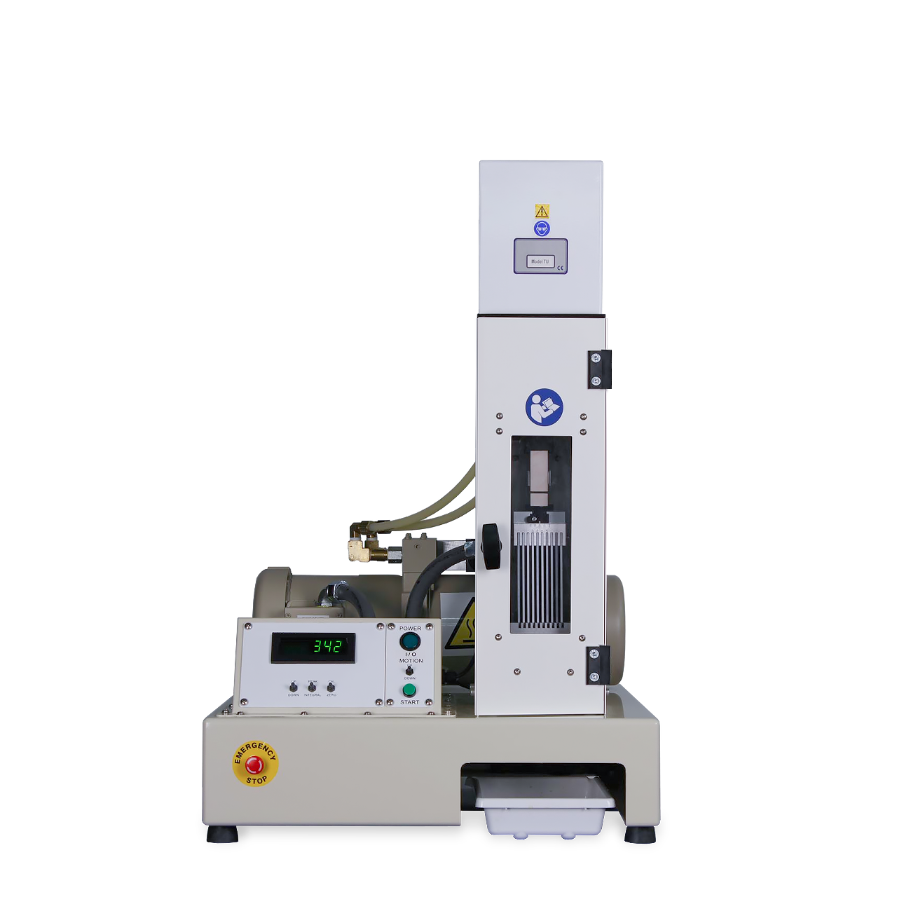 TU Tenderometer texture analyzer